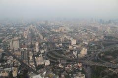 Vista da cidade Imagem de Stock Royalty Free