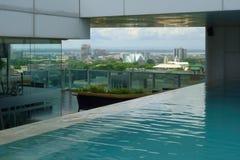 Vista da cidade de Cebu Imagens de Stock