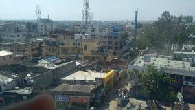 Vista da cidade de Ranchi Jharkhand fotos de stock