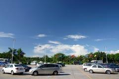 Vista da cidade de ZHUHAI Imagens de Stock