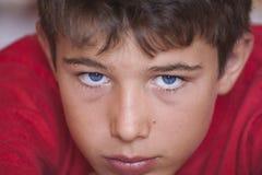 Vista da criança Foto de Stock