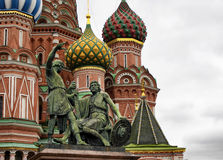 Vista da estátua imagens de stock