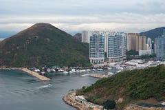 Vista da Hong Kong Ocean Park Fotografie Stock
