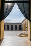 Vista da mesquita do al-Hakim Fotos de Stock