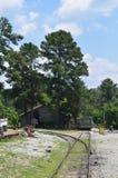 Vista da montanha de pedra Fotografia de Stock Royalty Free
