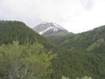 Vista da montanha de Utá Imagens de Stock Royalty Free