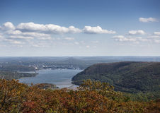 Vista da montanha do urso Imagem de Stock Royalty Free