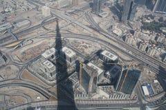 Al Khalifa de Burj Foto de Stock Royalty Free