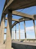 Vista da ponte Fotos de Stock Royalty Free