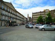 Vista da rua Imagens de Stock Royalty Free