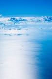 Vista da sopra il cielo Fotografie Stock