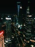 Vista da torre das pérolas fotos de stock royalty free