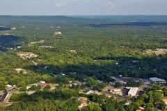 Vista da torre da montanha Fotografia de Stock Royalty Free