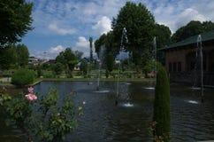 Vista da uno Shalimar Garden-2 Fotografia Stock Libera da Diritti