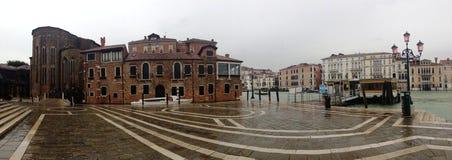 Vista da Venezia Immagini Stock Libere da Diritti