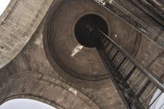 Vista dal monumento fotografia stock