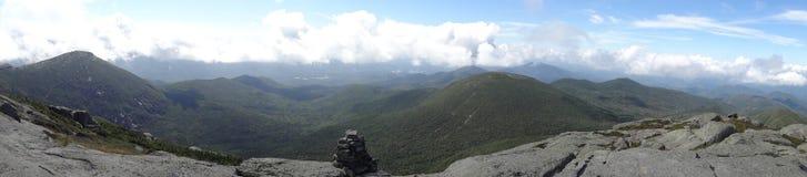 Vista dal Mt marcy Fotografia Stock