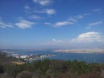 Vista dal Point Loma Fotografie Stock Libere da Diritti