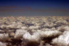 Vista dall'aereo Fotografie Stock Libere da Diritti