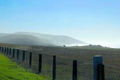 Vista dall'autostrada senza pedaggio Fotografie Stock Libere da Diritti