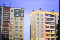 Vista dalla finestra fotografie stock libere da diritti