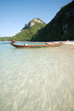 Vista dalla MU Ko Angthong Island.#7 Fotografia Stock