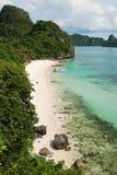 Vista dalla MU Ko Angthong Island.#8 Immagini Stock