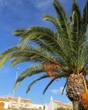 Vista dalla Spagna Fotografia Stock