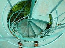 vista dalla torre fotografia stock libera da diritti