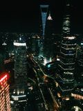 Vista dalla torre delle perle Fotografie Stock Libere da Diritti