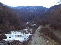 Vista dalla Transilvania Immagine Stock Libera da Diritti