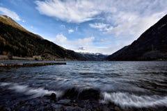 Vista dalle alpi svizzere III Immagini Stock