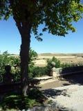 Vista dallo ZAR del ¡ di Alcà di Segovia, Spagna Fotografia Stock