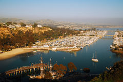 Vista at Dana Point. The natural beauty of Dana Point as seen from a high vantage point royalty free stock photography