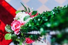 Flor da decoração Foto de Stock Royalty Free