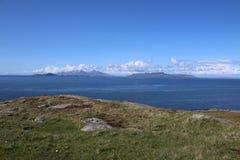 Vista das ilhas pequenas Imagens de Stock