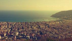 Vista de Alanya Fotografía de archivo