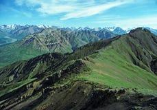 Vista de Alaska fotos de archivo