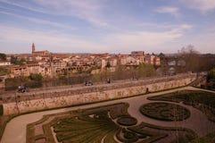 Vista de Alby em França Imagem de Stock