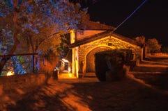 Vista de Balchik Foto de Stock Royalty Free