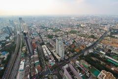 Vista de Bangkok Imagen de archivo libre de regalías