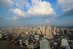 Vista de Bangkok Foto de archivo