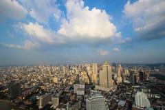 Vista de Bangkok Fotos de archivo