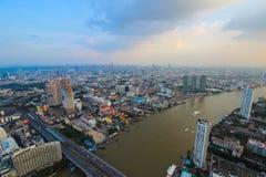 Vista de Bangkok Imagenes de archivo