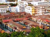 Vista de Bangkok Fotografía de archivo libre de regalías