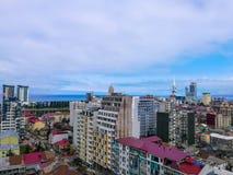 Vista de Batumi Imágenes de archivo libres de regalías