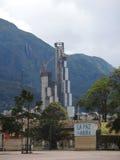 Vista de Bogotá moderna, Colombia Fotos de archivo libres de regalías
