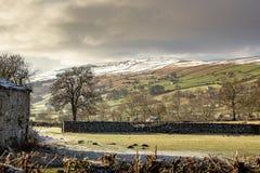 A vista de Burton ocidental fotografia de stock royalty free
