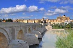Vista de Córdoba, España Imagen de archivo