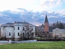 Vista de Camillus, NY Fotografía de archivo libre de regalías